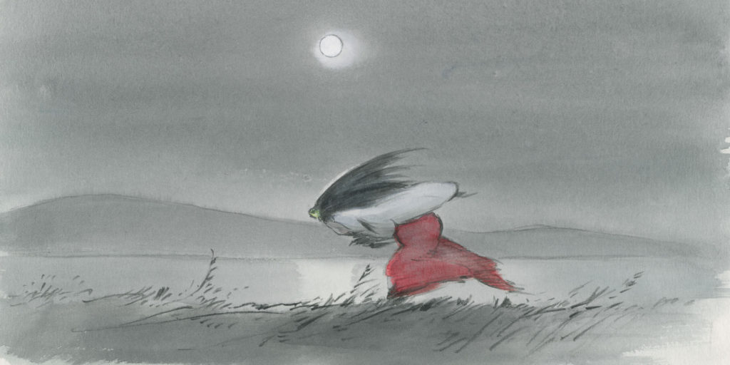 tale of the princess kaguya screenshot isao takahata