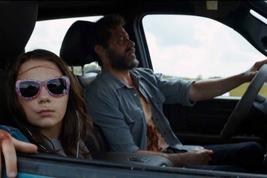 Logan. Courtesy of 20th Century Fox