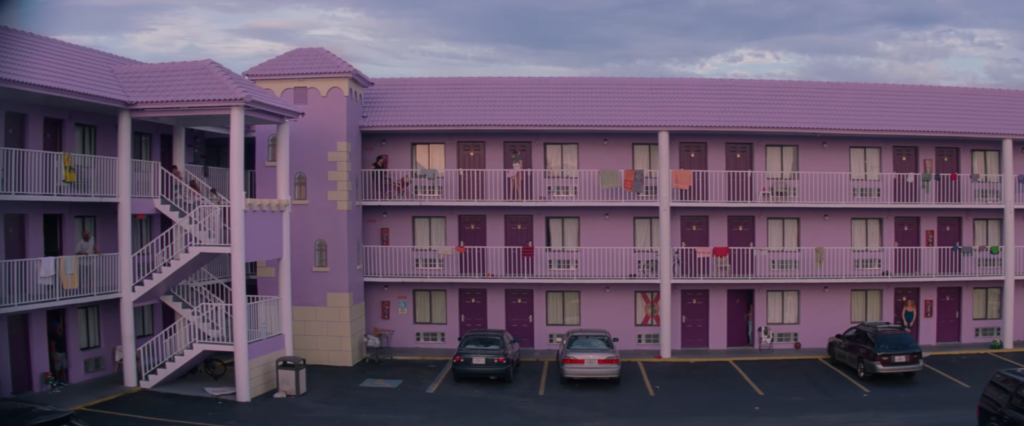 "Screenshot of ""The Florida Project"""