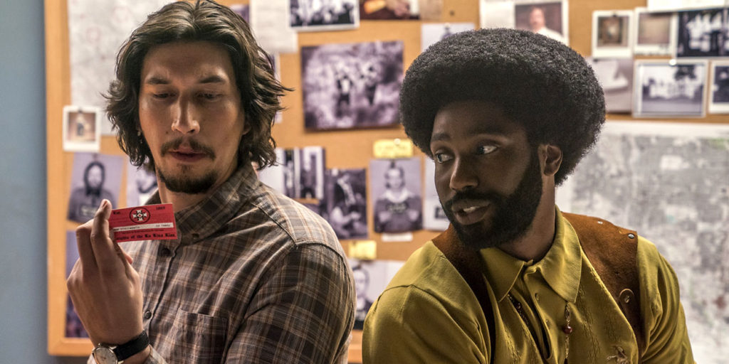 Blackkklansman screenshot