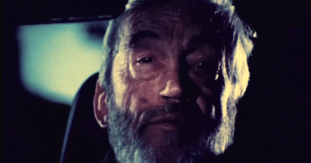 John Huston The Other Side of the Wind screenshot Orson Welles