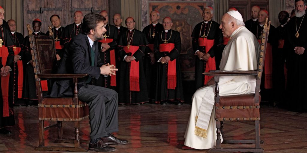 habemus papam screenshot pope francis