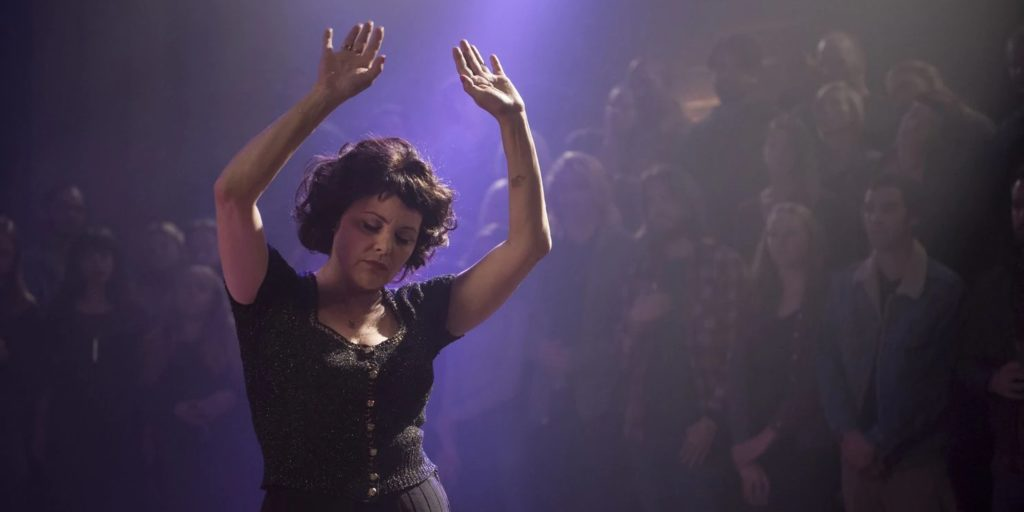 twin peaks return audrey horne dance