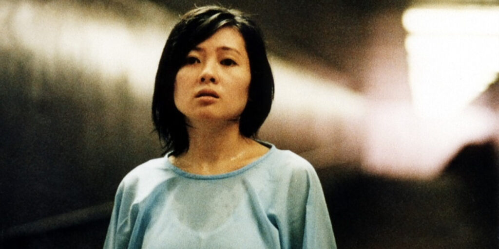 """A still image from the 1999 film """"Ordinary Heroes"""" featuring actor Loletta Lee"""