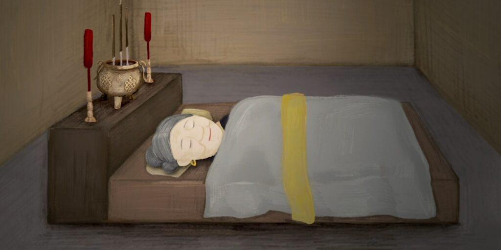 Funeral Hong Kong Rediscovered screenshot